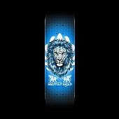 Powell Peralta Pro Salman Agah Lion Blem Skateboard Deck - 8 x 31.45