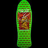 Powell Peralta Alan Gelfand GFL Benefit Autographed Skateboard Deck - 10 x 30