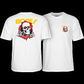 Powell Peralta Ripper T-shirt - White