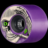 Powell Peralta Kevin Reimer Skateboard Wheels 72mm 75A 4pk purple