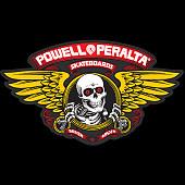 Powell Peralta Winged Ripper 5 inch Die-Cut Sticker 20pk - RED