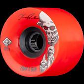 Powell Peralta Pro Kevin Reimer Downhill Skateboard Wheel Red 72mm 80A 4pk