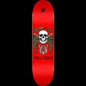 Powell Peralta Halo Snake Blem Skateboard Deck Red 242 K20 - 8 x 31.45