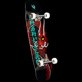 Powell Peralta Cab Ban This Flight® Custom Complete Skateboard - 9.265 x 32