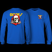 Powell Peralta Ripper Youth Longsleeve Royal Blue