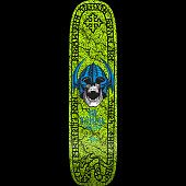 Powell Peralta OG Per Welinder Freestyle Deck Lime Green - 7.25 x 27