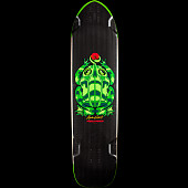 Powell Peralta Byron Essert Carbon Frog Skateboard Deck - 9.9 x 39.72