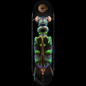 Powell Peralta BISS Tiger Beetle Skateboard Deck - Shape 248 - 8.25 x 31.95