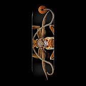 Powell Peralta BISS Marion Moth Blem Skateboard Deck  - 8.25 x 31.95
