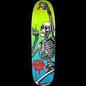 Powell Peralta FS Hippie Skelly 4 Skateboard Deck 8.5 x 30.5