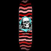 Powell Peralta Ripper Blem Skateboard Deck Red 247 K20 - 8 x 31.45
