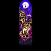 Powell Peralta Pro Ben Hatchell Owl Skateboard Deck - Shape 249 - 8.5 x 32.08