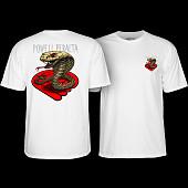 Powell Peralta Cobra T-shirt White