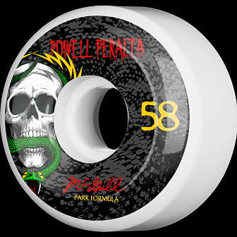 Powell Peralta McGill Skull and Snake Skateboard Wheels 58mm 103A 4pk