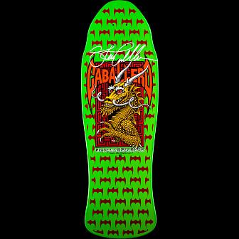 Powell Peralta Per Welinder GFL Benefit Autographed Skateboard Deck - 9.625 x 29.75