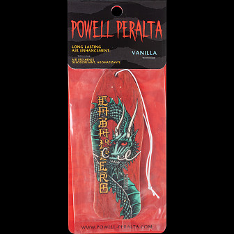 Powell Peralta Cab Ban This Air Freshener RED - Vanilla Scent