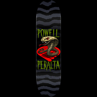 Powell Peralta Cobra Blem Skateboard Deck Green - 8 x 31.45