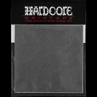 Hardcore Griptape 11 x 11 Three pack