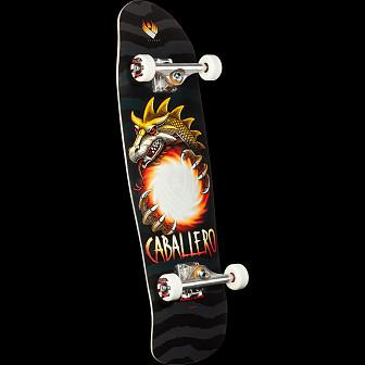 Powell Peralta Steve Caballero Pro Flight® Custom Complete Skateboard - 8.25 to 9