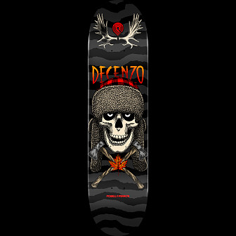 Powell Peralta Pro Scott Decenzo Trapper Skateboard Deck - 8.5 x 32.08