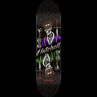 Powell Peralta Pro Ben Hatchell King Blem Skateboard Deck K20 247 - 8 x 31.45