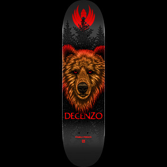 Powell Peralta Pro Scott Decenzo Bear 2 Flight® Skateboard Deck - Shape 248 - 8.25 x 31.95