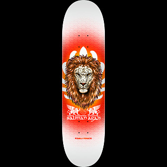 Powell Peralta Pro Salman Agah Lion Skateboard Deck Shape 245 K21 8.75 x 32.95