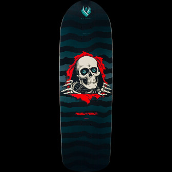 Powell Peralta Ripper Flight Skateboard Deck - Shape 280 - 9.7 x 31.32