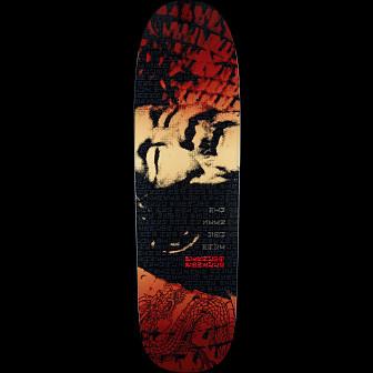 Powell Peralta Animal Chin Skateboard Blem Deck - 9.265 x 32