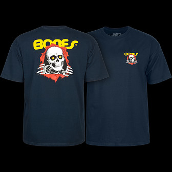 Powell Peralta Ripper T-shirt - Navy