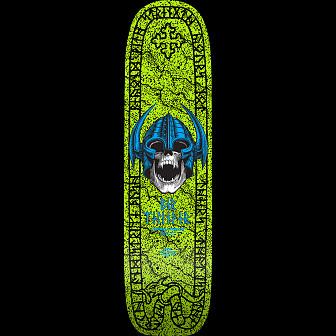Powell Peralta OG Welinder Freestyle Blem Skate board Deck Green