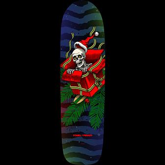 Powell Peralta Holiday Gift Box Skateboard Deck 2019 - 9 x 33.25
