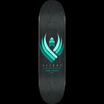 Powell Peralta Flight® Skateboard Deck Black Series - Shape 245 - 8.75 x 32.95