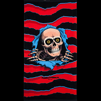 Powell Peralta Ripper Beach Towel 2