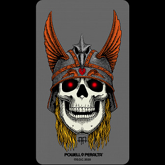 "Powell Peralta Andy Anderson 3"" Sticker Single"