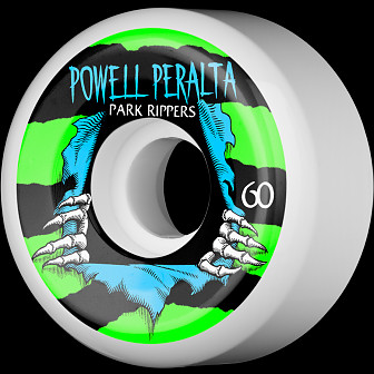 Powell Peralta Ripper Skateboard Wheels 60mm 104A 4pk