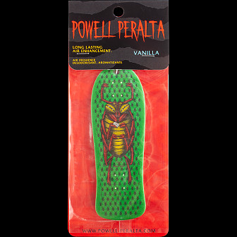 Powell Peralta BUG Air Freshener Green - Vanilla Scent