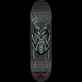 Powell Peralta Roach Skateboard Deck Grey - Shape 249 - 8.5 x 32.08