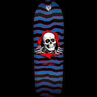 Powell Peralta Ripper 02 Flight Skateboard Deck - 9.7 x 31.32