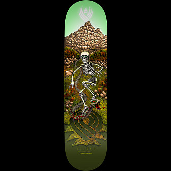 Powell Peralta Pro JM Duran Slidewinder 2 Flight® Skateboard Deck - 8.88 x 34.7