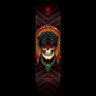 Powell Peralta Pro Kelvin Hoefler Skull Blem Skateboard Deck K20 - 8 x 31.25