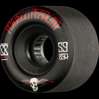 Powell Peralta G-Slides 59mm 85A 4pk Black