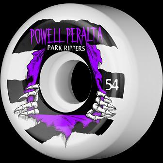 Powell Peralta Ripper Skateboard Wheels 54mm 104A 4pk