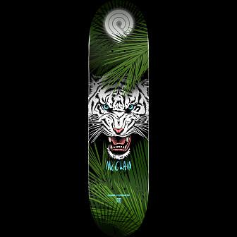 Powell Peralta Pro Brad McClain Tiger Skateboard Blem Deck - 8.25 x 31.95
