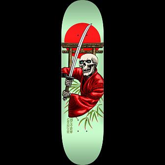 Powell Peralta Pro Charlie Blair Bushido Skateboard Blem Deck - 8 x 31.45