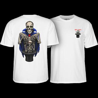 Powell Peralta Blair Magician White T-shirt