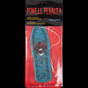 Powell Peralta Per Welinder Air Freshener Blue - Pineapple Scent