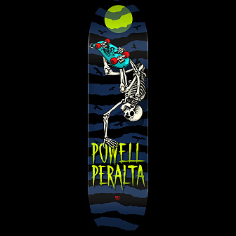 Powell Peralta Hand Plant Skelly Blem Skateboard Deck - 8 x 31.45