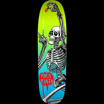 Powell Peralta FS Hippie Skelly 4 Skateboard Deck 8.5 x 30.5