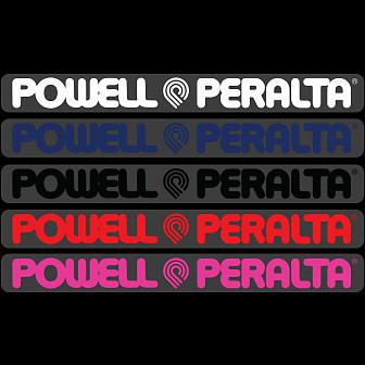 Powell Peralta Sticker (Single)